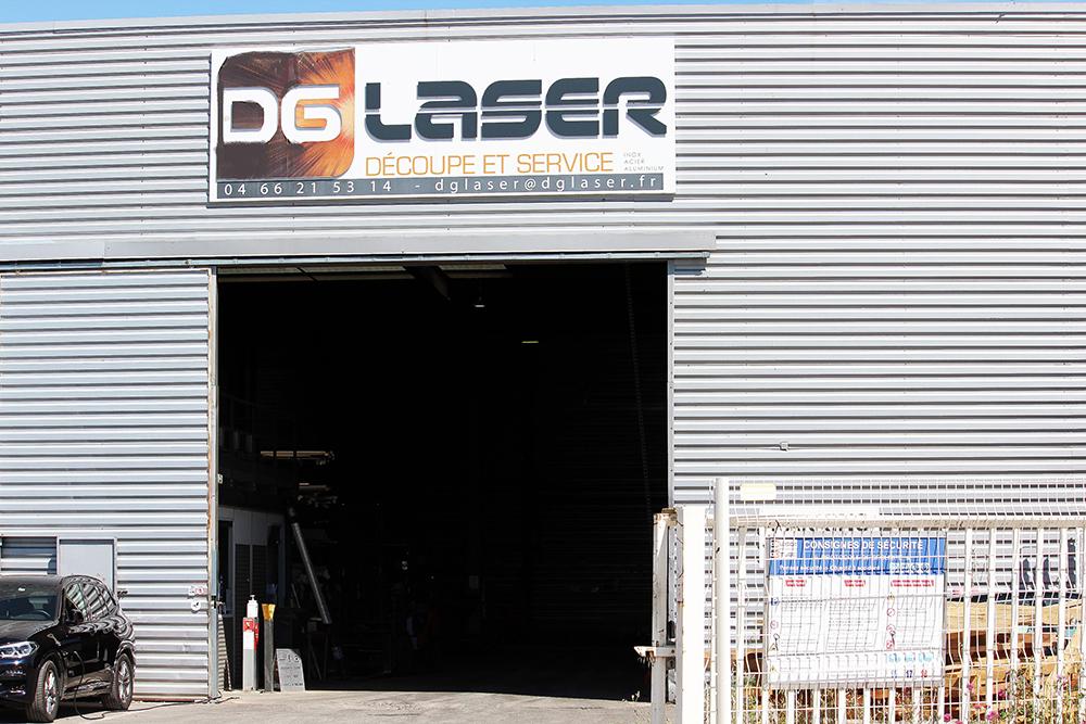 dg laser